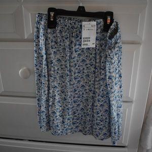 Floral H&M Skirt